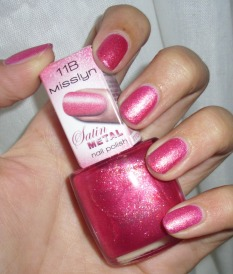 Misslyn Grunge Princess Nail Polish1