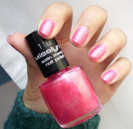 Misslyn Grunge Princess Nail Polish2