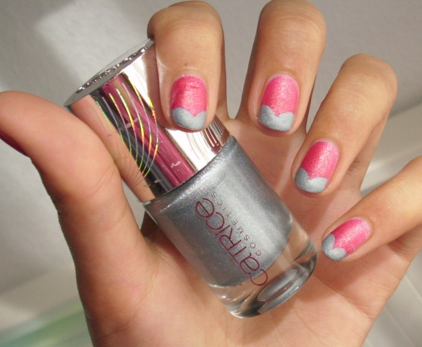 Misslyn Grunge Princess Nail Polish5