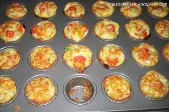 Gemüse Muffins5