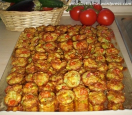 Gemüse Muffins6