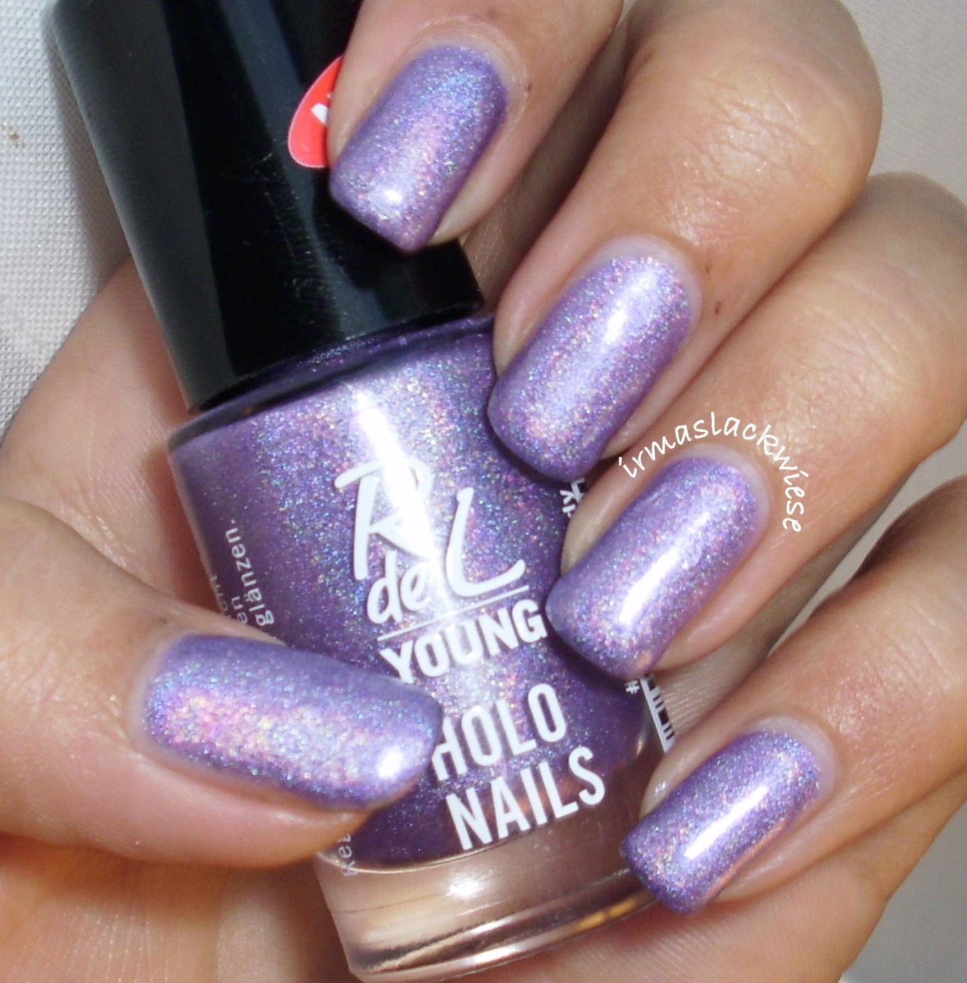 Lacke in farbe . . . und bunt! – violett – irmas lackwiese