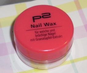 Nail Wax zu
