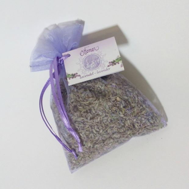 fairy box oktober 2015 - 3 lavendelbeutel