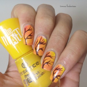 nailart fall tree (2)