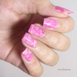 pink smoky nails (3)