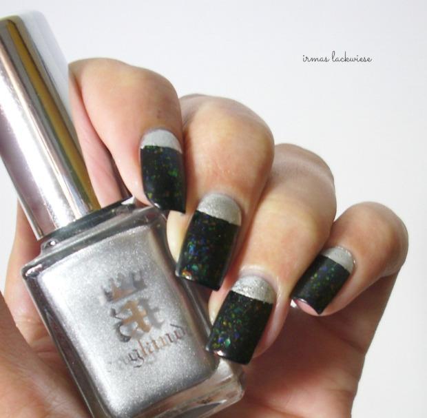 twin nails (20) c zmei gorinich silver halfmoon