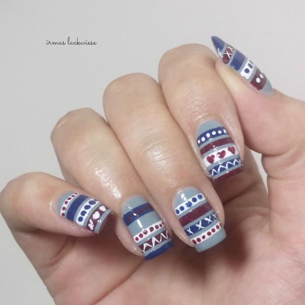 3. nailart sweater pattern (6)