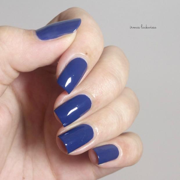 nailart blue snowflakes arabesque kobalt blue (3)