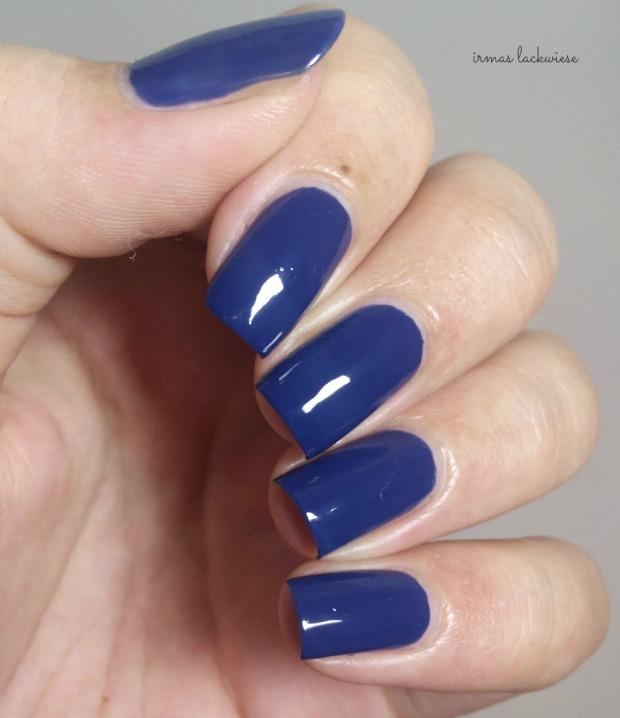 nailart blue snowflakes arabesque kobalt blue (4)