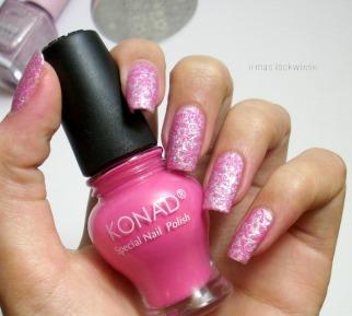 pink flower stamping (1)