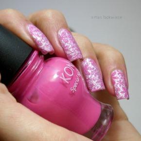 pink flower stamping (2)