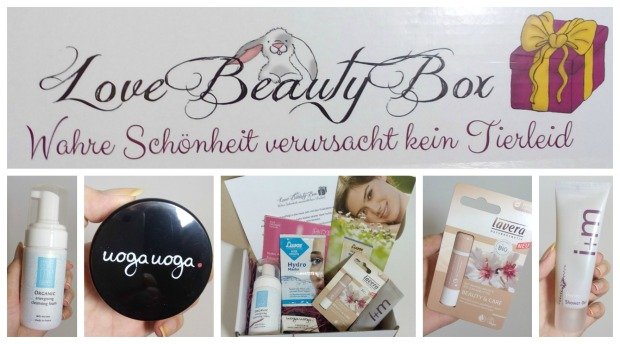 love beauty box januar 2016