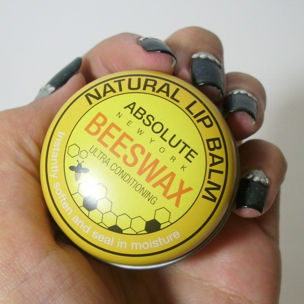 Absolute New York Natural Lip Balm Beeswax (2)