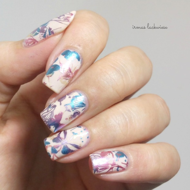 catrice kaviar gauche butterfly kiss + moyou gradient double stamping(7)