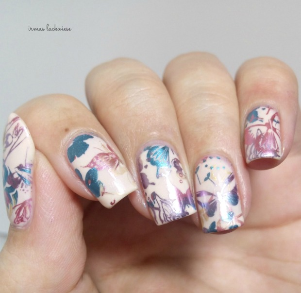 catrice kaviar gauche butterfly kiss + moyou gradient double stamping(9)