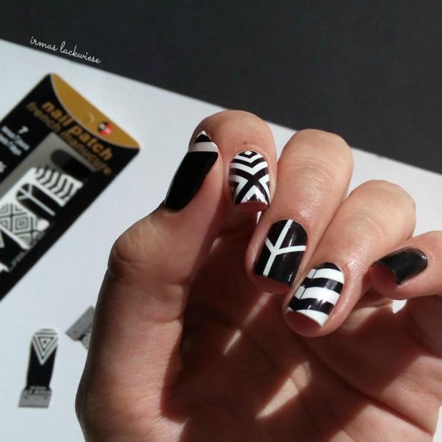 black and white nail wraps (1)