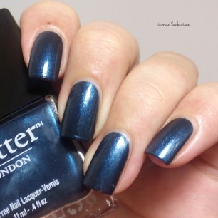 Butter London Blue Coat (3)