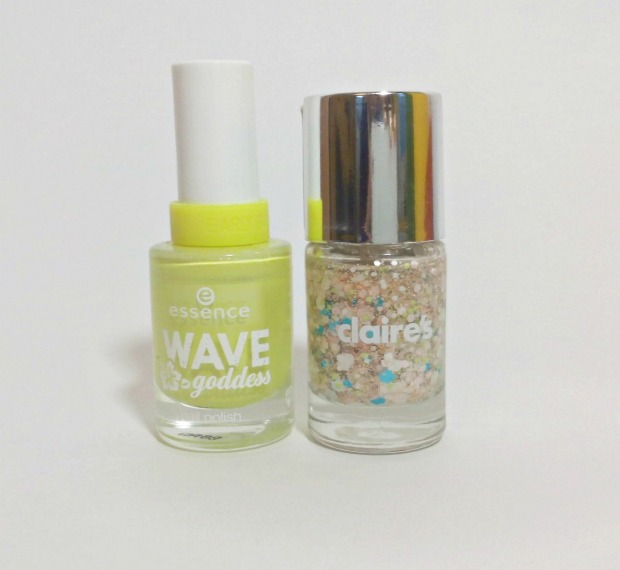 essence wave down the lime + claires ditsy (32)