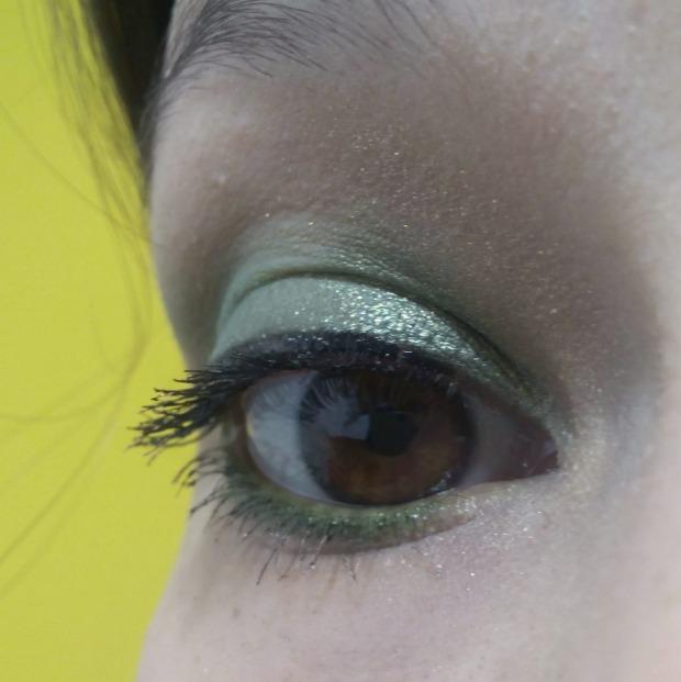 eye make up green (3)