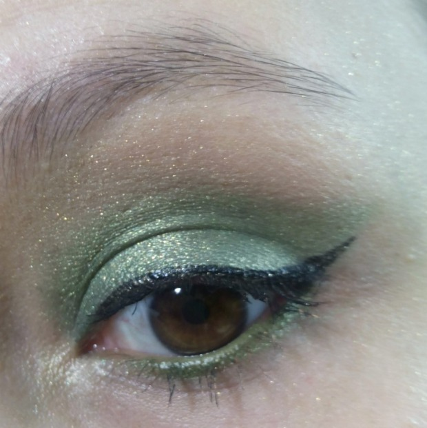 eye make up green (4)