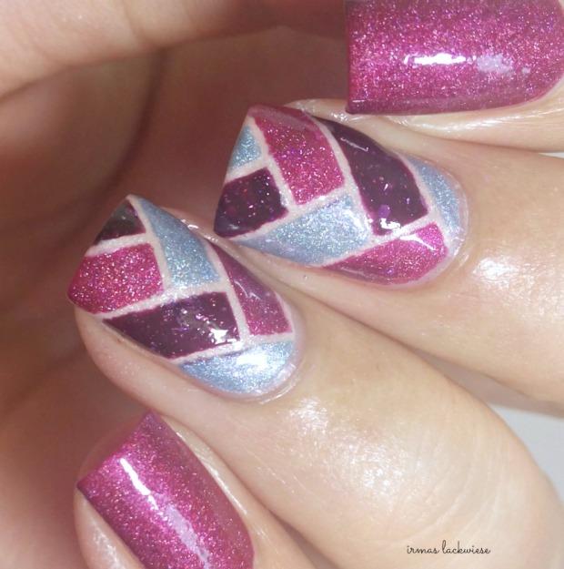 fishtail braid nails (8)