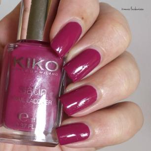 kiko carmine red (3)