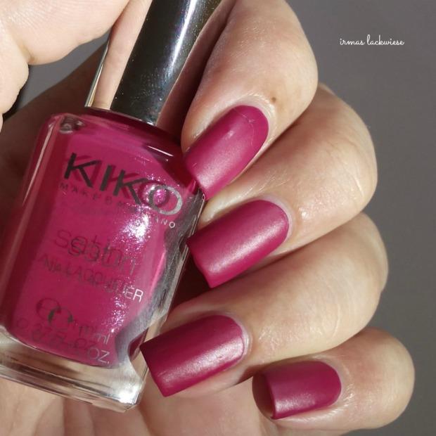 kiko carmine red (7)
