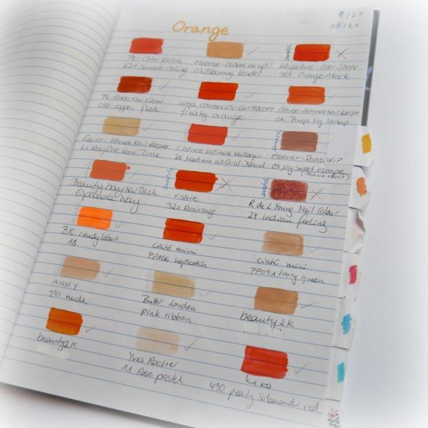 polish stash + swatch book (5)