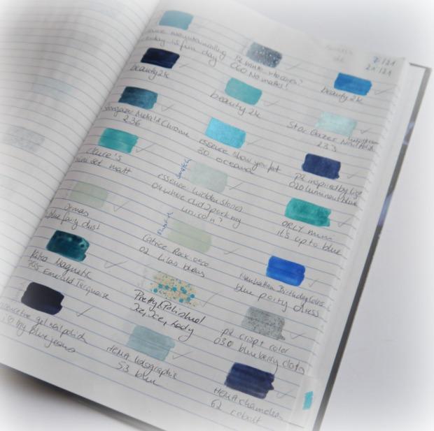 polish stash + swatch book (6)