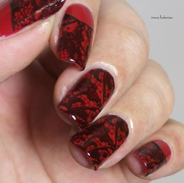 essence fame fatal + halfmoon lace stamping (9)