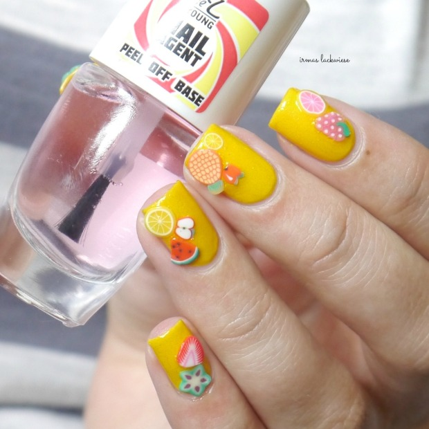 essence hello sunshine + rdl young exotic tropic + fimo früchte (18)