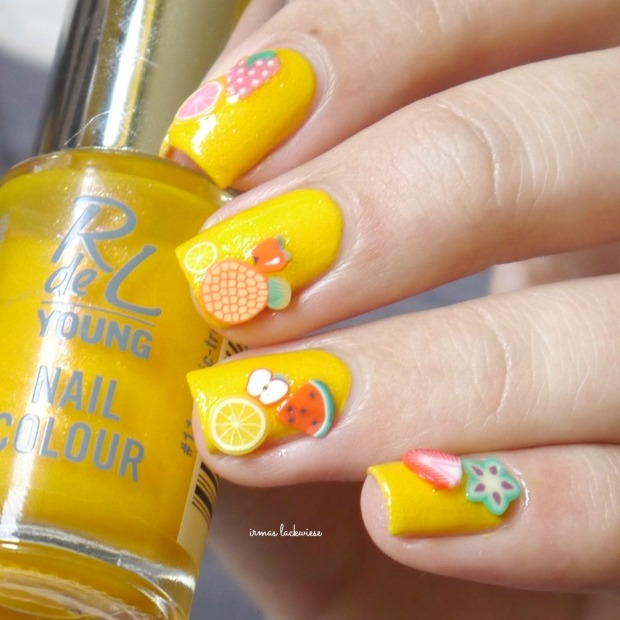 essence hello sunshine + rdl young exotic tropic + fimo früchte (21)