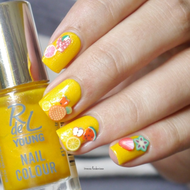 essence hello sunshine + rdl young exotic tropic + fimo früchte (22)