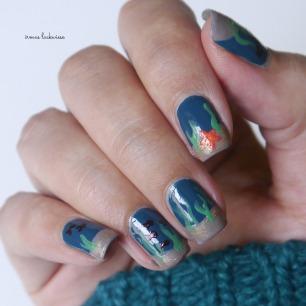 essie go overboard + underwater nails(14)