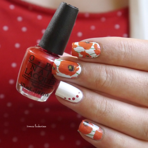 opi romantically involved + red poppy water decals (11)