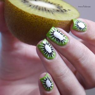 p2 aloha dreams + kiwi nailart (9)