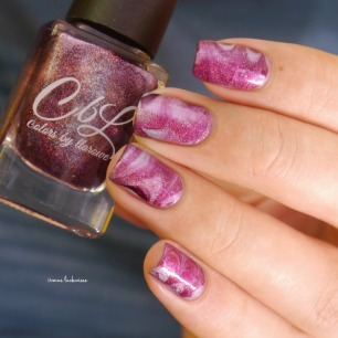 catrice holo my hand + holo water marble(12)