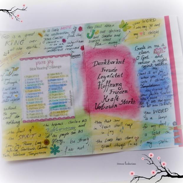 pure joy bible reading challenge