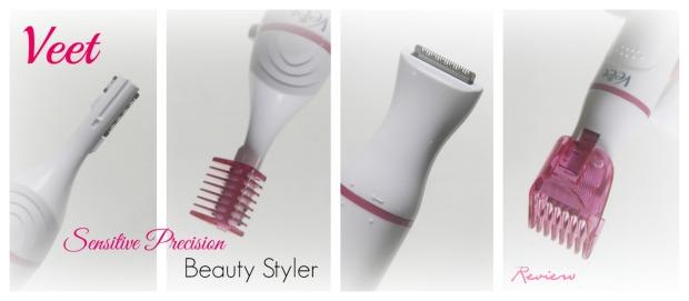 veet beauty styler