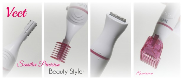 veet beauty styler