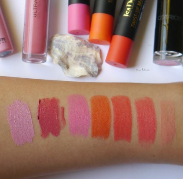 7 shades of summer lipsticks (3)