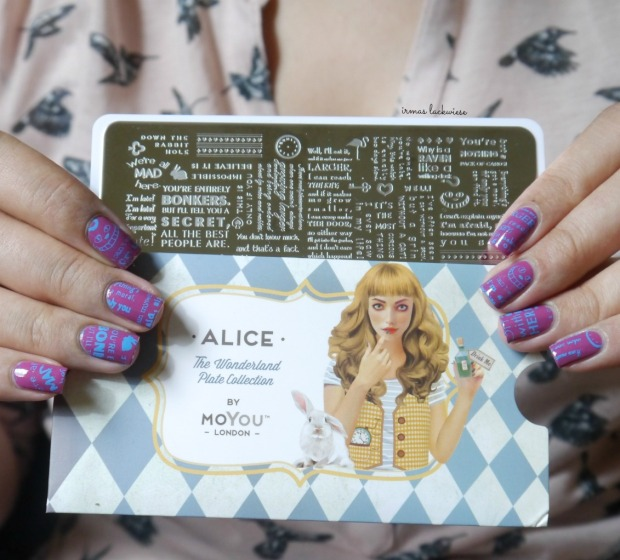 catrice meet berry + alice in wonderland stamping(11)