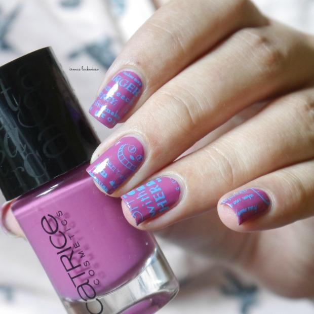 catrice meet berry + alice in wonderland stamping(7)