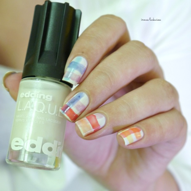 edding laque watchful white + diy sheer tints (8)