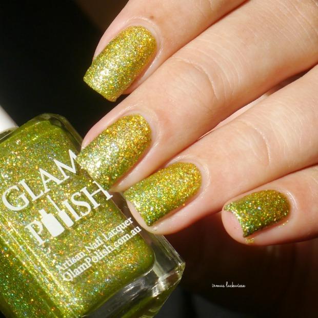 glam polish scorpio + leo gradient (10)