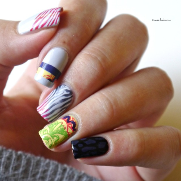 inspired by fashion nailart (20)