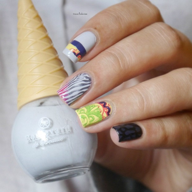 inspired by fashion nailart (8)