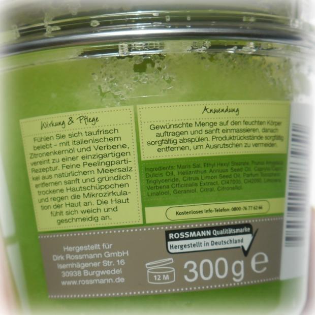 wellness & Beauty - Lemongras & Verbene (10)