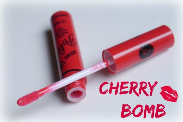 absolute new york intense lip polish cherry bomb (7)